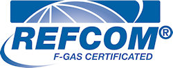 REFCOM F-GAS Certified