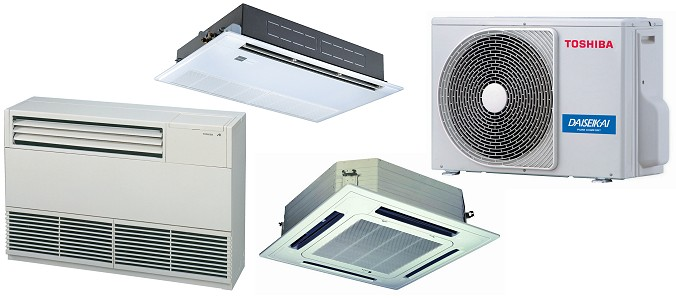 Commercial and Industrial Air Conditioning Equipment